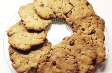 choko, cookies, kakao