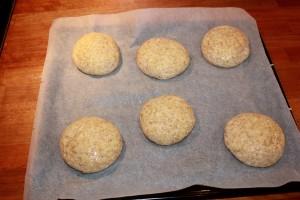 Sunde boller - Færdig bagte boller