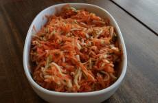 Gulerodssalat med squash