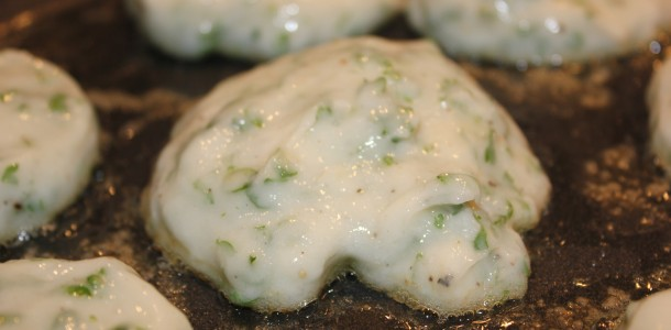 Sunde fiskefrikadeller med persille