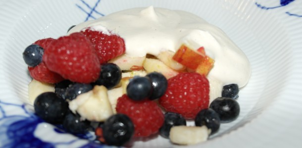 Lækker frugtalat