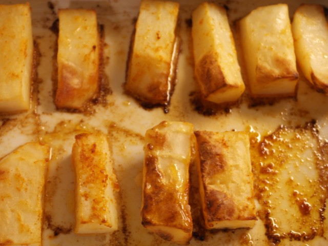 Kartofler i ovnen