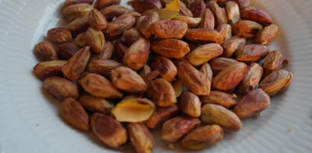 Periske pistacienødder