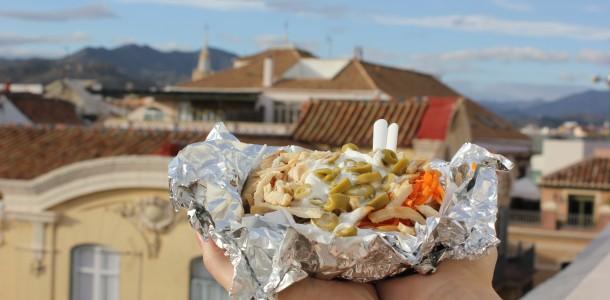 Lækker bagekartofel med fyld fra Las Papas del Museo