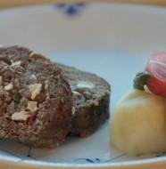 Farsbrød med kartofler