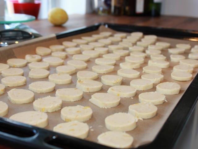 Citronspecier klar til ovnen