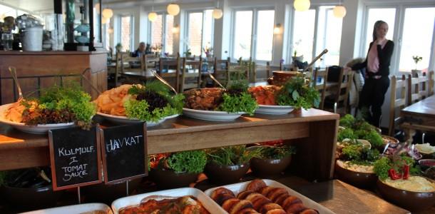Sæby- Fiskebuffet