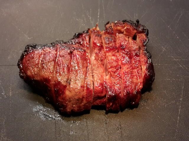 Char Siu - Kødet er rigtig lækkert